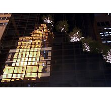 Reflecting on 5th Avenue Photographic Print