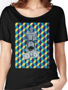 Time vs. Money Women's Relaxed Fit T-Shirt