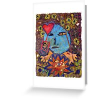 Reaching Out, Reaching Within Greeting Card
