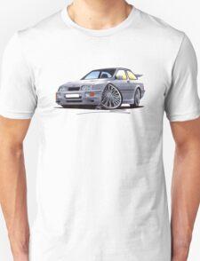 Ford Sierra Cosworth Grey Unisex T-Shirt