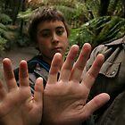 Handspan by Paul  Carlyle