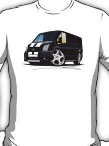 Ford Transit Sportvan Black T-Shirt