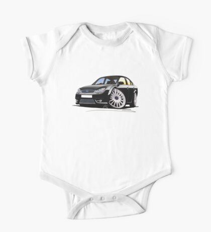 Ford Mondeo ST 220 Black One Piece - Short Sleeve