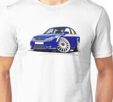 Ford Mondeo ST 220 Blue Unisex T-Shirt