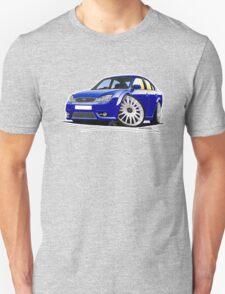 Ford Mondeo ST 220 Blue Unisex T-Shirt