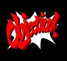 Objection! by Tsukiss