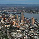 Perth City by Tony Phillips