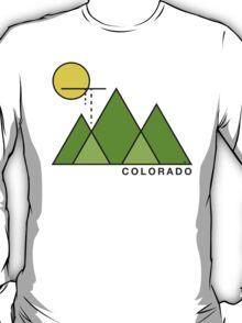 Minimal Colorado T-Shirt