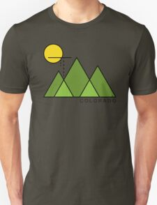 Minimal Colorado T-Shirt