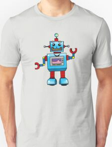 Fun toy robot cartoon T-Shirt