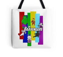 The Baavengers Tote Bag