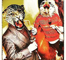 PARTY ANIMAL - MANIMAL SERIES by alli royce soble