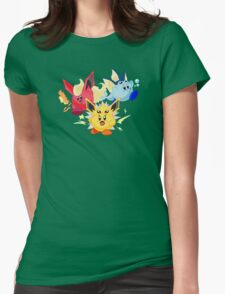 Kirbeelutions Womens Fitted T-Shirt