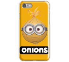 Onions - A Parody iPhone Case/Skin