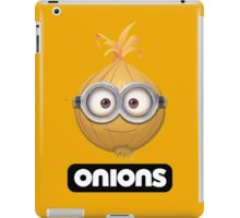 Onions - A Parody iPad Case/Skin