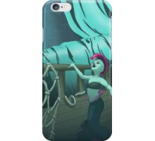 Punk Mermaid iPhone Case/Skin