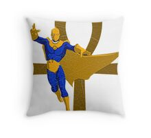 Doctor Fate Throw Pillow