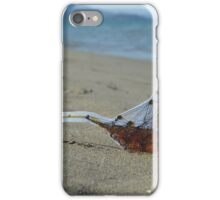 The man and the boat iPhone Case/Skin