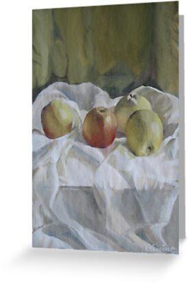 Apples by Elena Oleniuc
