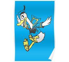Classics: Donald Duck Poster