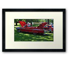 Buick Wildcat  Framed Print