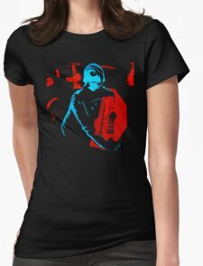 Phantom Womens Fitted T-Shirt