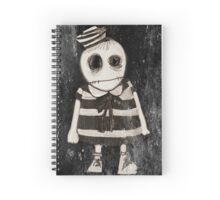 Lonely Boy  Spiral Notebook