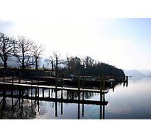 Keswick Lake Photographic Print