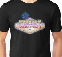 Casino Night Zone Unisex T-Shirt
