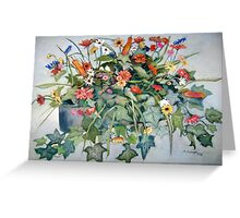 Blossoms of Joy Greeting Card