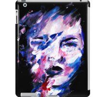 The cover girl  iPad Case/Skin