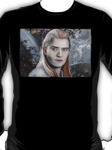 Portrait of the prince T-Shirt