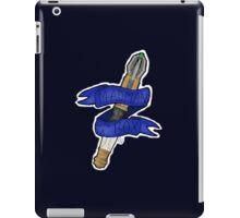 Madman in a Box/Eleven's Sonic Screwdriver iPad Case/Skin
