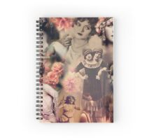 Chic Freak  Spiral Notebook