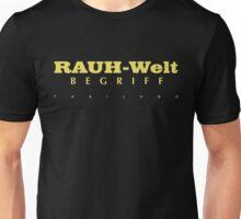 Rauh-Welt Begriff Thailand Unisex T-Shirt