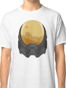 Andromeda Travels - Wasteland Classic T-Shirt