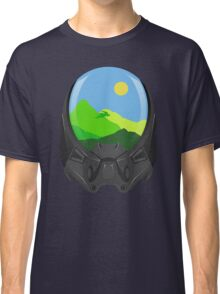Andromeda Travels - Garden Classic T-Shirt