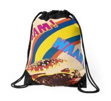 DINNER SYNDROME  Drawstring Bag
