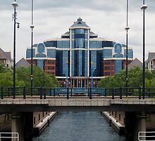 Salford Buildings by crashin
