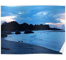 Sunrise on Koh Samui Thailand Poster