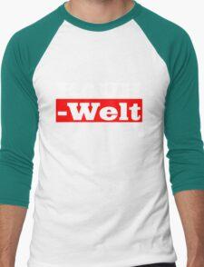 Rauh-Welt Begriff Red T-Shirt
