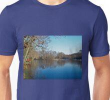Alloway Lake - New Jersey - USA Unisex T-Shirt
