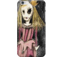 Voodoo Princess Sleeping Beauty iPhone Case/Skin
