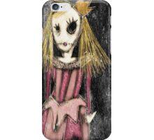 Voodoo Princess Sleeping Beauty iPhone Case/Skin