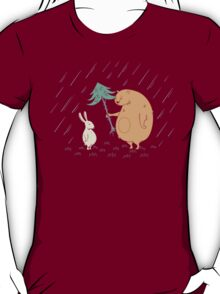 The Kindness of Mr Bear T-Shirt