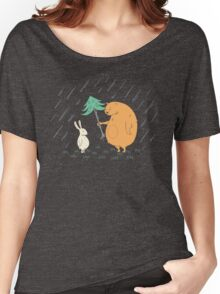 The Kindness of Mr Bear Women's Relaxed Fit T-Shirt