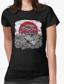 Tools of Destruction Womens Fitted T-Shirt