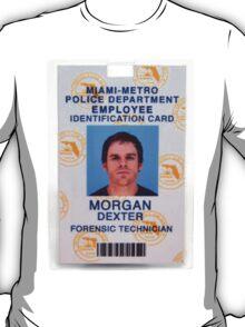 Morgan, Dexter T-Shirt