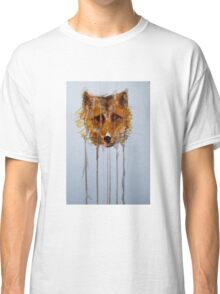 The Foxes Hunt the Hounds  Classic T-Shirt