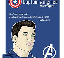 Captain America - Avengers - Marvel - Age Of Ultron - Steven Rogers by Matty723